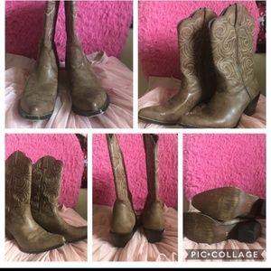 Durango Western cowgirl boots size 9M